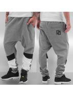 Dangerous DNGRS Spodnie do joggingu Lons szary