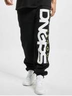 Dangerous DNGRS Spodnie do joggingu Classic zielony