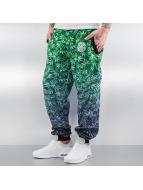 Dangerous DNGRS Spodnie do joggingu Bobby zielony
