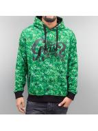 Dangerous DNGRS Wer? Sweater Green1