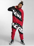 Dangerous DNGRS Survêtement Toco Suit rouge