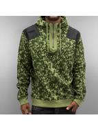 Dangerous DNGRS Sweat à capuche Necati camouflage