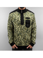 Dangerous DNGRS Sweat & Pull Falur camouflage