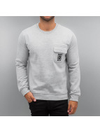 Dangerous DNGRS Sweat & Pull Military gris
