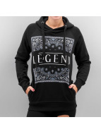 Dangerous DNGRS Sweat capuche Legend noir