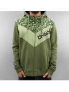 Dangerous DNGRS Sweat capuche zippé Egzon Race City camouflage