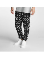 Dangerous DNGRS Sweat Pant All Over black