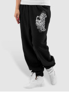Dangerous DNGRS Sweat Pant Flower black