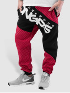 Dangerous DNGRS Sweat Pant Toco red