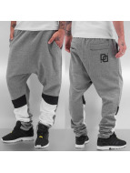 Sweat Pants Grey Melange...