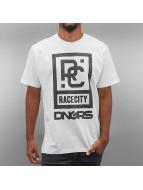 Dangerous DNGRS T-shirt Race City bianco