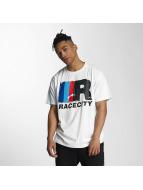 Dangerous DNGRS T-shirt MRC Race City bianco