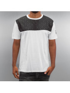 Dangerous DNGRS T-Shirt Small Logo blanc