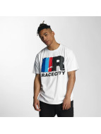 Dangerous DNGRS T-Shirt MRC Race City blanc