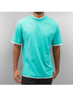 Dangerous DNGRS T-Shirt Two Tone Regular blau