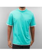 Dangerous DNGRS T-Shirt Two Tone Regular blue