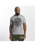 Dangerous DNGRS T-Shirt Alpha DMARK grau