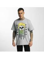 Dangerous DNGRS T-Shirt Don Bomb gris