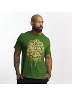 Dangerous DNGRS t-shirt Alpha Mark groen