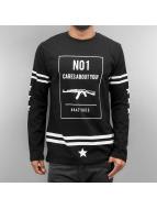 Dangerous DNGRS T-Shirt manches longues NO 1 noir