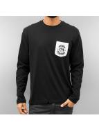 Dangerous DNGRS T-Shirt manches longues Viva La Muerte noir