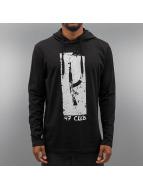 Dangerous DNGRS T-Shirt manches longues 47 Club noir