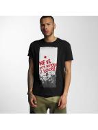 Dangerous DNGRS T-shirt Nothing 2 Loose  *B-Ware* nero