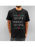 Dangerous DNGRS T-Shirt Sweet Dope noir