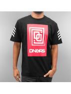 Dangerous DNGRS T-Shirt Big Logo schwarz