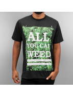 Dangerous DNGRS T-Shirt All You Can Weed schwarz