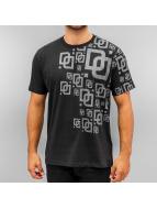 Dangerous DNGRS T-Shirt Invasion-Logo schwarz