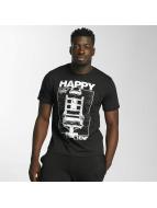 Dangerous DNGRS T-Shirt Happyend schwarz