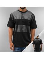 Dangerous DNGRS T-shirt Velcro Fastener svart