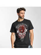Dangerous DNGRS T-shirt Skull svart