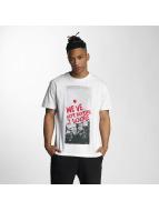Dangerous DNGRS T-shirt Nothing 2 Loose *B-Ware* vit