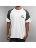 Dangerous DNGRS T-Shirt Cirilo weiß