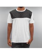 Dangerous DNGRS T-Shirt Small Logo weiß