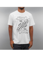Dangerous DNGRS T-Shirt Hardcore Uzi weiß