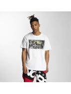 Dangerous DNGRS T-Shirt Subway King Rocco weiß