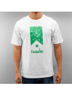 Dangerous DNGRS T-Shirt Cannabis white