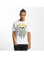 Dangerous DNGRS t-shirt Don Bomb wit