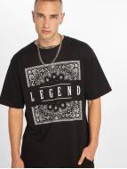 Dangerous DNGRS t-shirt Legend zwart