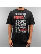 Dangerous DNGRS t-shirt Juwan zwart