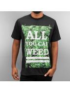 Dangerous DNGRS t-shirt All You Can Weed zwart