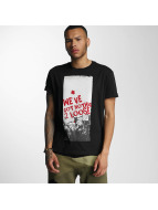 Dangerous DNGRS t-shirt Nothing 2 Loose zwart