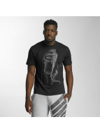 Dangerous DNGRS t-shirt Blacktaste zwart