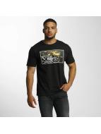 Dangerous DNGRS t-shirt Subway King Rocco zwart