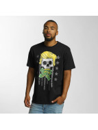 Dangerous DNGRS t-shirt Don Bomb zwart