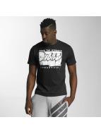 Dangerous DNGRS T-shirtar For The Streets svart