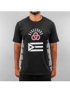 Dangerous DNGRS T-Shirty Flag czarny